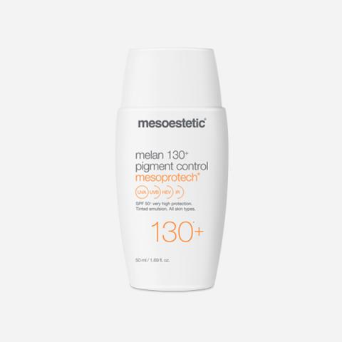 melan 130+ pigment control