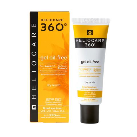 Heliocare® 360° gel oil-free SPF 50