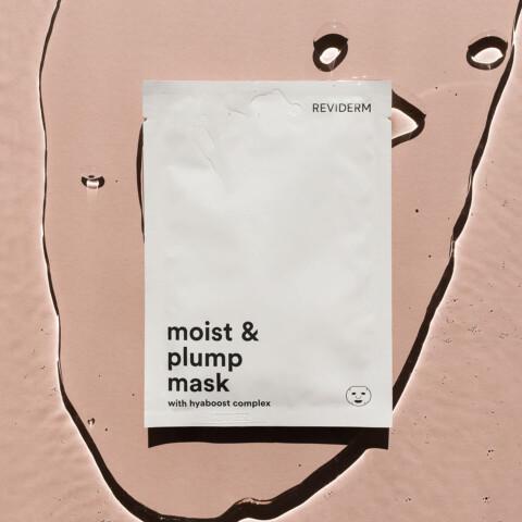 REVIDERM moist & plump set 5kom